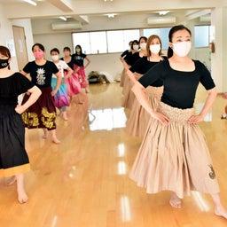 画像 Mahina O Ka Moana Pakipikaの高槻教室で素敵なフラレッスンを取材!! の記事より 5つ目