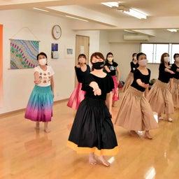 画像 Mahina O Ka Moana Pakipikaの高槻教室で素敵なフラレッスンを取材!! の記事より 10つ目