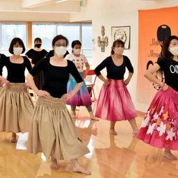 画像 Mahina O Ka Moana Pakipikaの高槻教室で素敵なフラレッスンを取材!! の記事より 8つ目