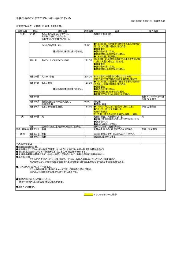 小学校入学準備資料② 保護者向け(しょうがっこうにゅうがくじゅんび ...
