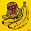 【作品】ウッキウキな猿の画像
