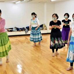 画像 Mahina O Ka Moana Pakipika の茨木教室でクプナの素敵なレッスンを取材! の記事より 12つ目
