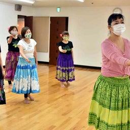 画像 Mahina O Ka Moana Pakipika の茨木教室でクプナの素敵なレッスンを取材! の記事より 8つ目