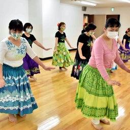 画像 Mahina O Ka Moana Pakipika の茨木教室でクプナの素敵なレッスンを取材! の記事より 10つ目