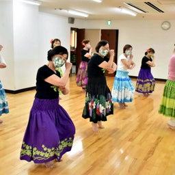 画像 Mahina O Ka Moana Pakipika の茨木教室でクプナの素敵なレッスンを取材! の記事より 5つ目