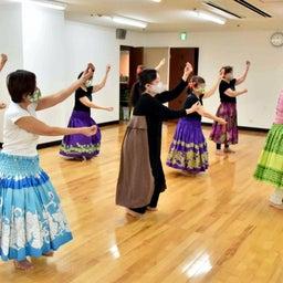 画像 Mahina O Ka Moana Pakipika の茨木教室でクプナの素敵なレッスンを取材! の記事より 16つ目