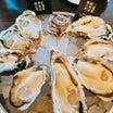 純粋に真牡蠣食べ放題。。。ウメダステイションオイスターバー