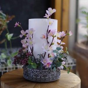 【募集/1Dayレッスン】はんなり・・・・桜灯篭♪の画像