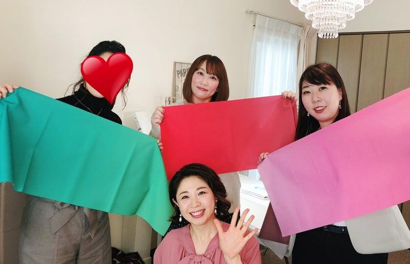 JPFCA札幌パーソナルカラーリスト