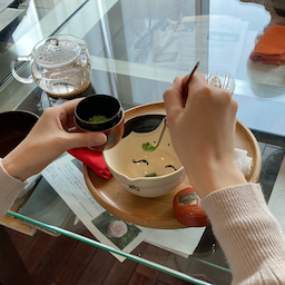 画像 2月茶道稽古 東京 九段 ~上巳~/海老澤宗香 茶道教室 の記事より 3つ目
