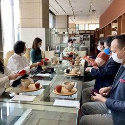画像 2月茶道稽古 東京 九段 ~上巳~/海老澤宗香 茶道教室 の記事より 9つ目
