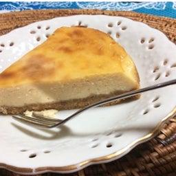 画像 【大人の米粉チーズケーキ】まるでご献上みたいな♪完成(レシピあり) の記事より 1つ目