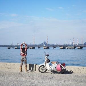 うまいものと春を見つけに♪岡山海沿いツーリングの画像