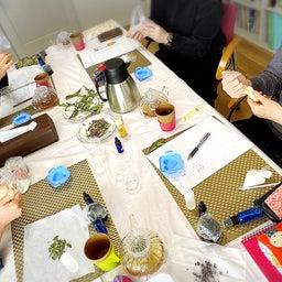 画像 開催報告★五感覚醒アルケミストお茶会 2月「柚子づくしで柚子コスメ+生柚子茶を試飲」 の記事より 6つ目
