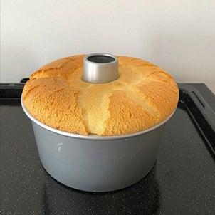 生徒さまの嬉しいシフォンケーキのつくレポをご紹介♡の画像