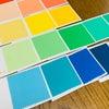 自分を色で表すと?カラーギフトワークはいつもワクワクする瞬間の画像