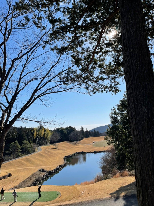 『石岡ゴルフ ウエストコース 前半』