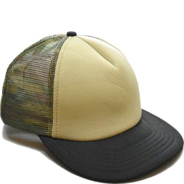 トラッカーメッシュキャップ帽子古着屋カチカチ