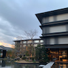 HOTEL THE MITSUI KYOTO  お散歩の画像
