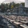 草津の温泉水がコロナ不活性化に効果?というニュースに、1年前の緊急事態宣言を振り返る。の画像