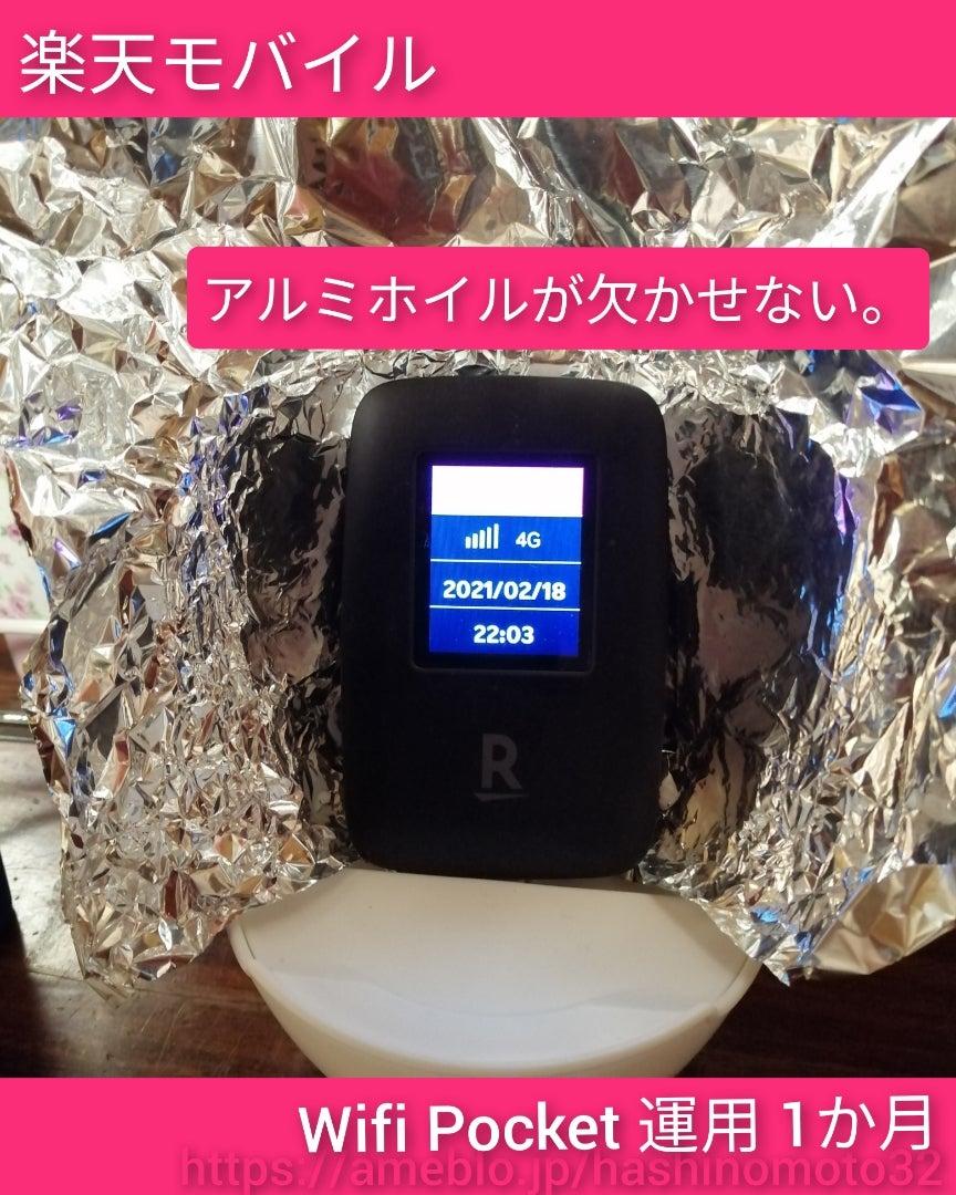 Wifi ポケット 楽天 Rakuten WiFi