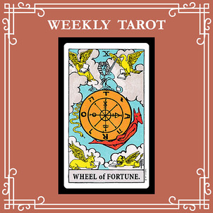 【 WEEKLY TAROT 】今週のタロットメッセージ/2021.2.22~2.28の画像