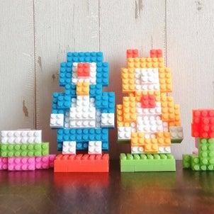 レゴブロックでひな祭り♪の画像