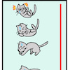 【再掲ニャ】今日は猫の日2021~&納豆~からの猫まみれの画像