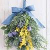贈りたいお花~春のスワッグ~の画像