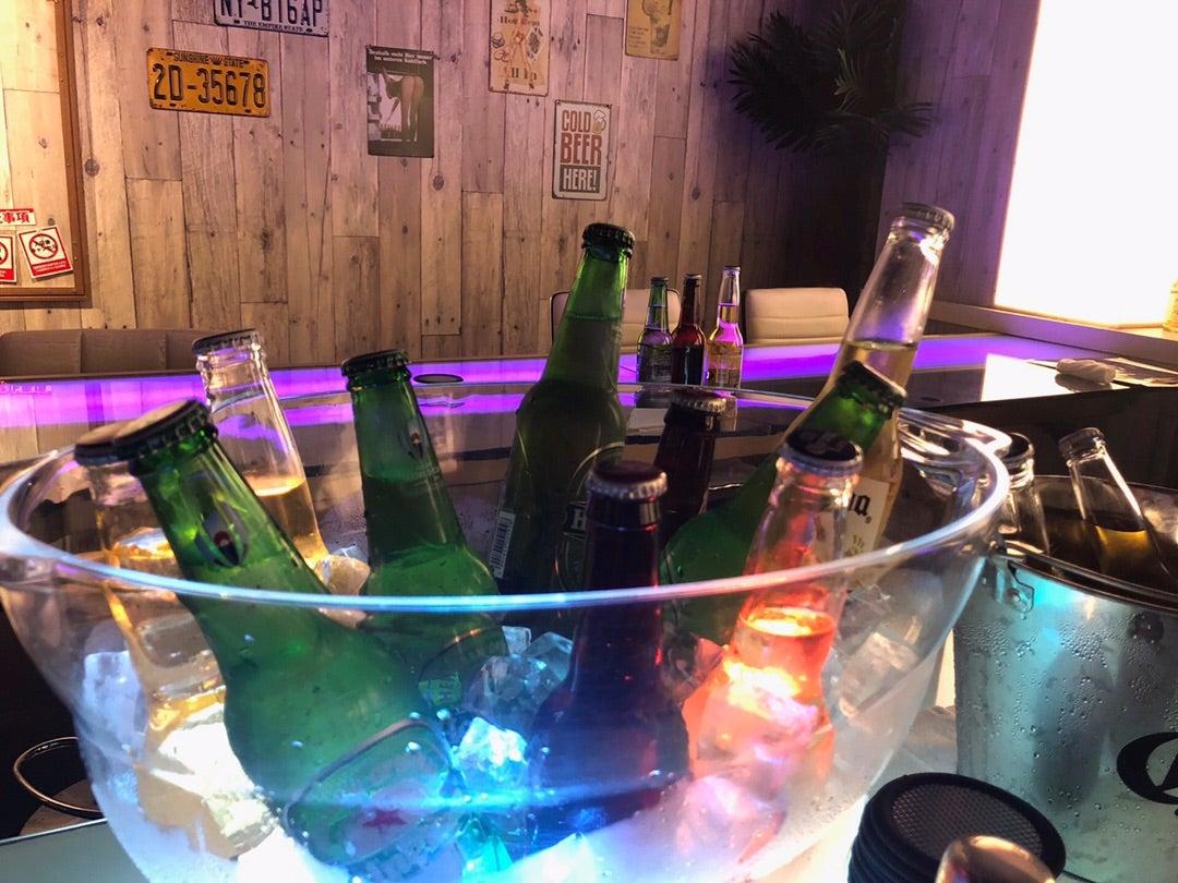お仕事帰りはビールで乾杯!