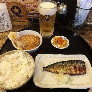 リーズナブルな居酒屋ランチ、海鮮炭焼 道場(堺市北区)の画像