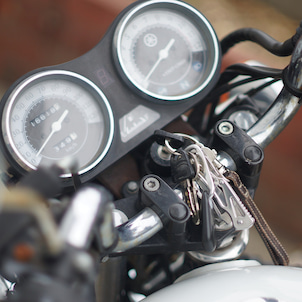 125㏄は桁違いに速かった........汎用バイク型自殺装置 の画像