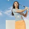 キム・ハヌルがキャロウェイゴルフと総合用具契約の画像