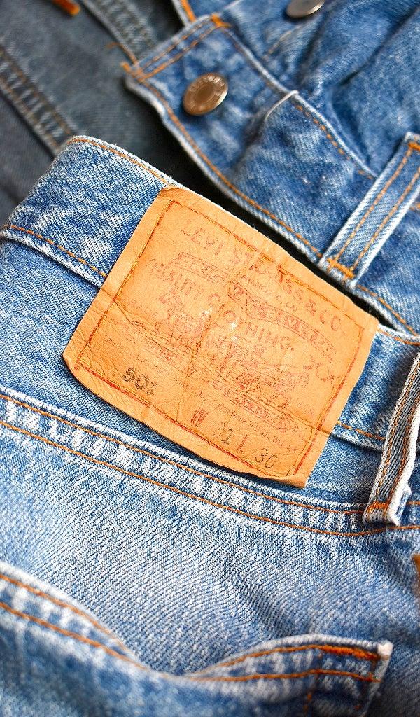 リーバイス501ジーンズLevis古着屋カチカチ