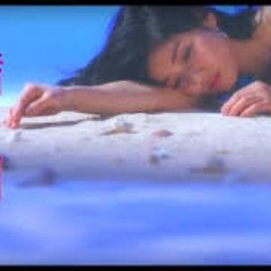 """川野夏美さんが心を込めて歌う""""満ち潮""""、心に響きます!同じく、動画の白いコスチュームの彼女も!の画像"""