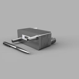 画像 超超高圧熱交換器の開発 の記事より 1つ目