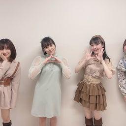 画像 No.592   地元♡北海道公演♪  山﨑愛生 の記事より 1つ目