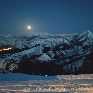 Snow moonの画像