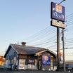 ゆで太郎 東石岡店(茨城県石岡市)by 肉モヤシあんかけ中華 580円