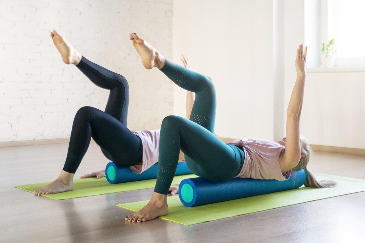 ファンクショナルローラーピラティス受付中です! | Smile Yoga Ogikubo ブログ