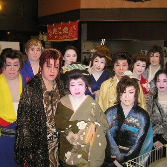 正舞座 要正大 2012年1月1日 金沢おぐら座 若葉 愛 集合写真