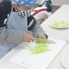 口癖まで変わる!子供料理教室の画像