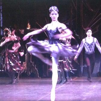 バレエ経験10年とは言えグランフェッテ32回転ダブルでって「カンパニー〜逆転のスワン〜」
