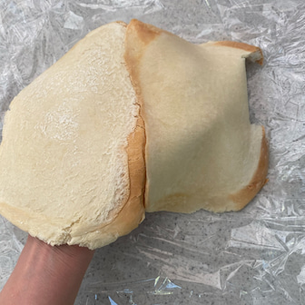 美味しい!食パンで本格クリスピーピザ