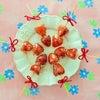イチゴ飴作りましたの画像