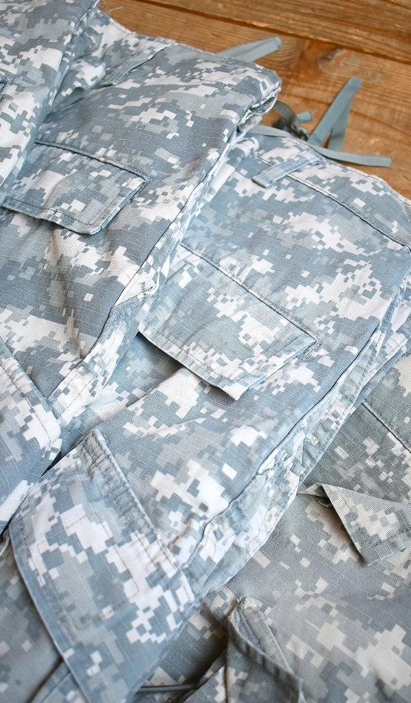 米軍デジカモ迷彩柄カーゴパンツ@古着屋カチカチ