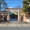 坐摩(いかすり)神社で見た…あれは大黒様?の画像