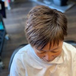 画像 白髪染に見えない美髪カラー の記事より 1つ目