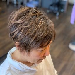 画像 白髪染に見えない美髪カラー の記事より 3つ目