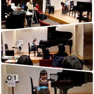 「実地+収録」型ピティナ・ピアノステップ☆無事開催出来ました♪の画像